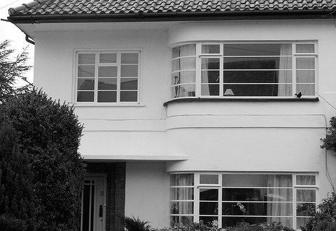 wit huis anno 1930