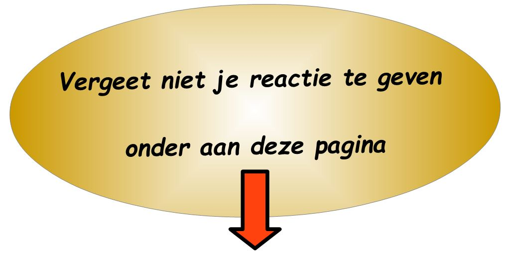 reactie button